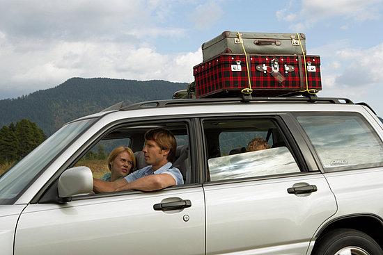 Kontrollera bilen innan avfärd